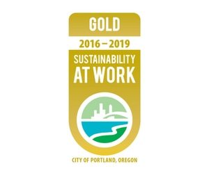 Sustainability At Work Gold Certified