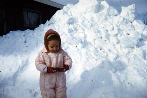 Hooray, It's a Snow Day!