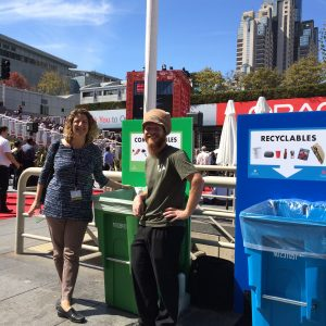 Oracle OpenWorld Waste Check