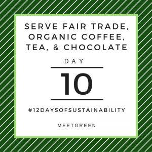 Serve Fair Trade, Organic Coffee, Tea, & Chocolate