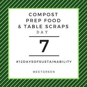 Compost Prep Food & Table Scraps