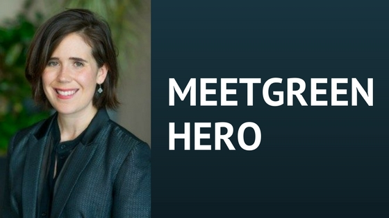 MeetGreen Hero Amanda Medress
