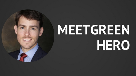MeetGreen Hero Sam Hummel