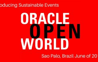 Oracle Open World Sao Palo, Brazil 2016