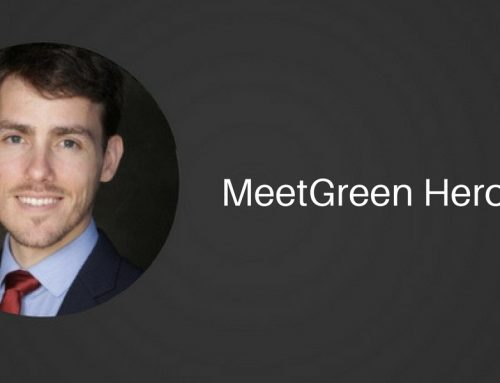 MeetGreen Hero – Sam Hummel