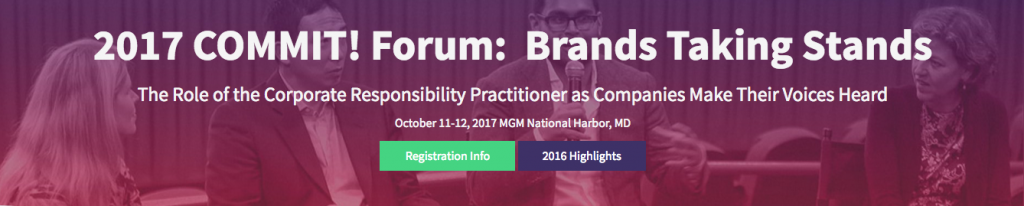 COMMIT!Forum 201 7