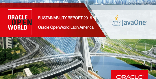 Oracle OpenWorld Latin America 2016
