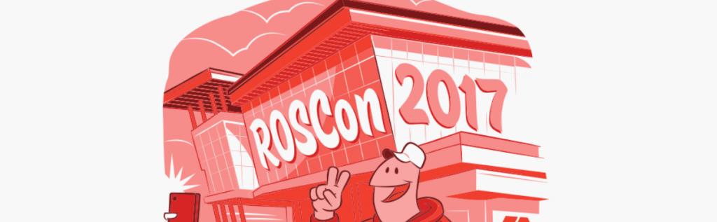 ROSCon 2017