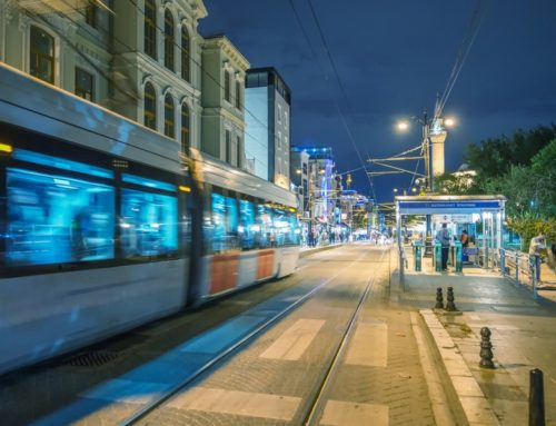 Ride the Rails to Sustainability
