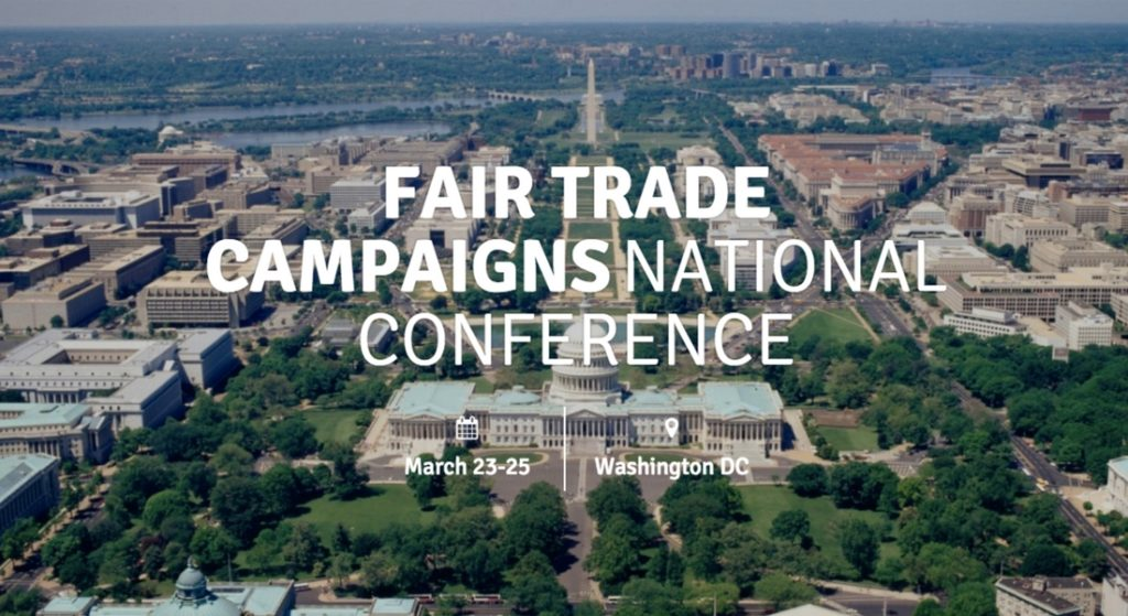 Fair Trade Campaigns Conference