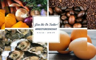 MeetGreen Tweet Chat