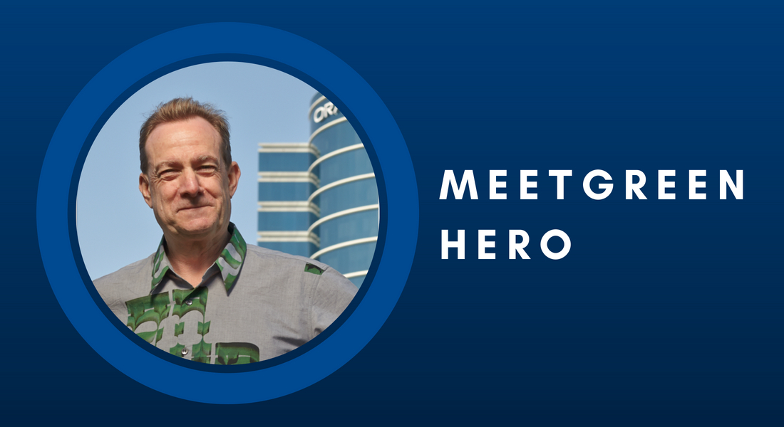 MeetGreen Hero - Paul Salinger