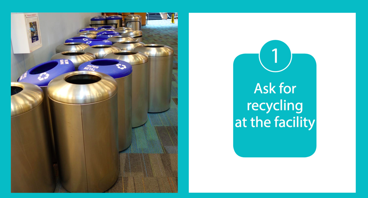 Ask for Recycling