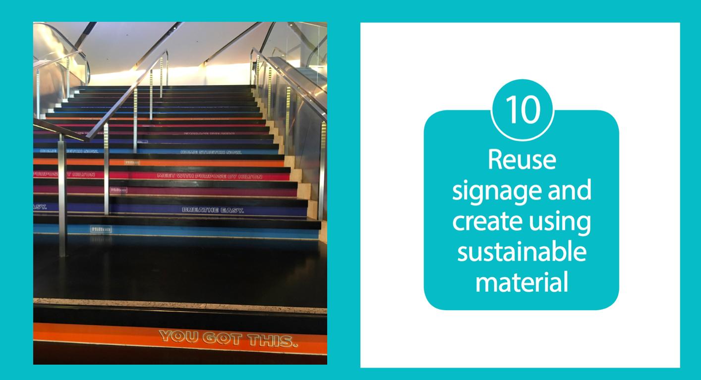Sustainable Signage