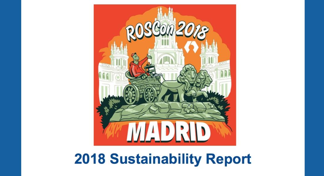 ROSCon 2018 Case Study