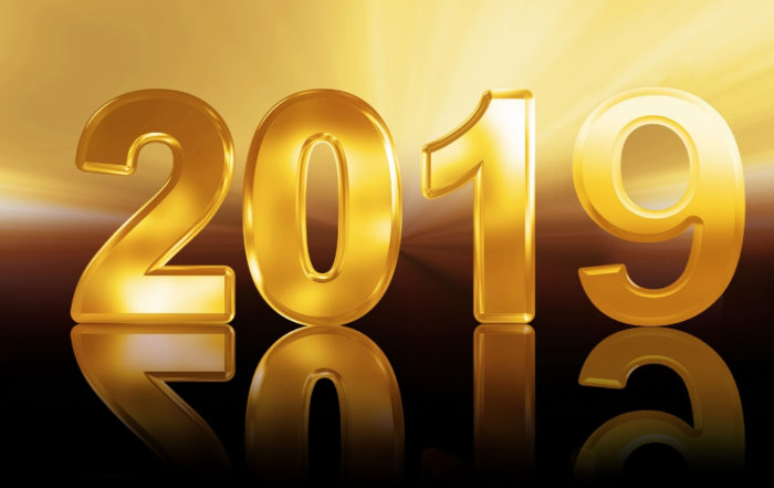 2019 New Year's Resolutions for Greening Events