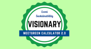 Sustainability Event Visionary