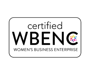 WBENC-Certified WBE