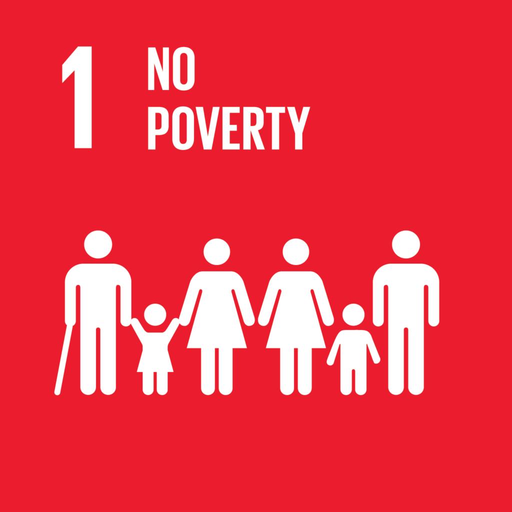 SDG #1 - End Poverty