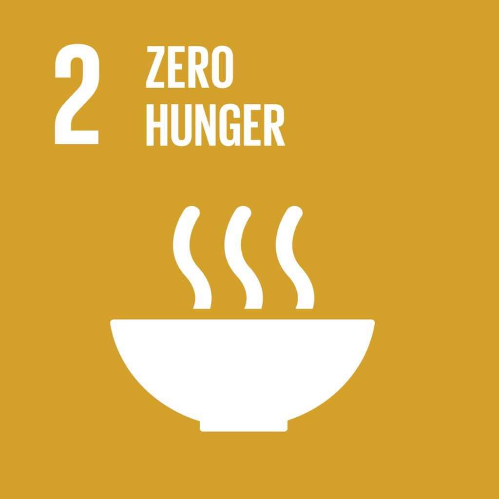 SDG #2 - Zero Hunger