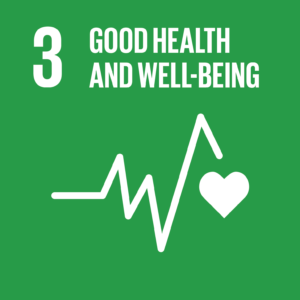 SDG #3 - Good Health & Well Being