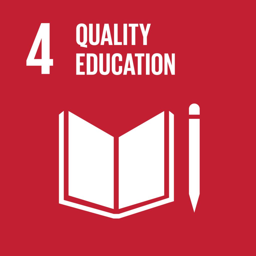 SDG #4 - Quality Education