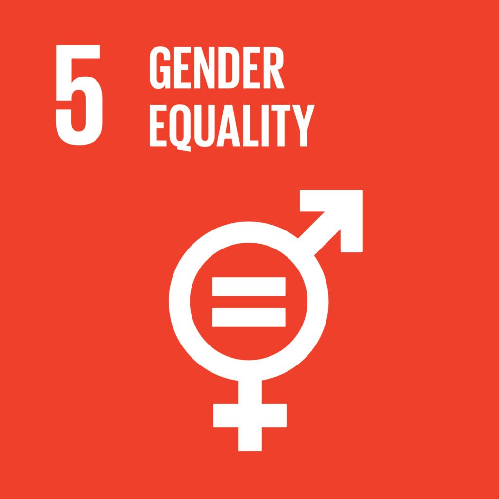SDG #5 - Gender Equality
