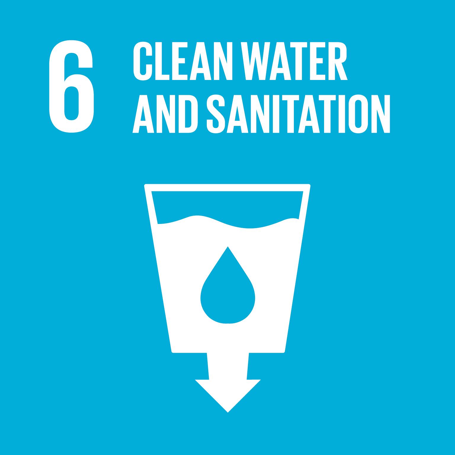Goal 6 - Clean Water & Sanitation