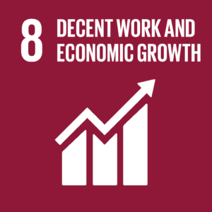 SDG #8 - Decent Work & Economic Growth
