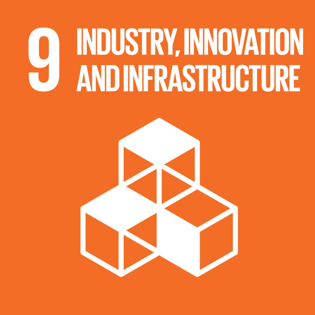 SDG #9 - Industry, Innovation, & Infrastructure