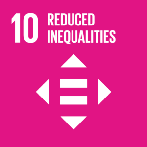 SDG #10 - Reduced Inequalities