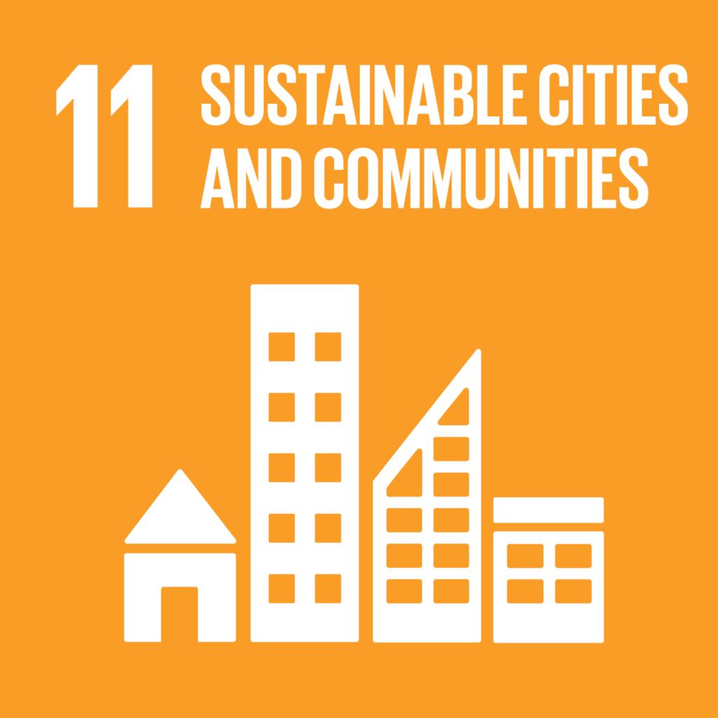 SDG #11 - Sustainable Cities & Communities