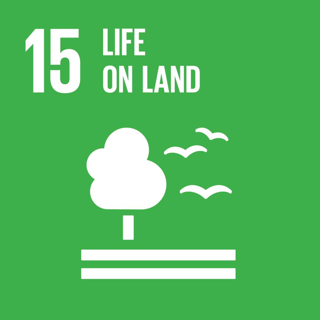 SDG #15 - Life on Land