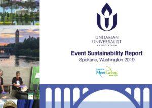 Unitarian Universalist Association General Assembly 2019
