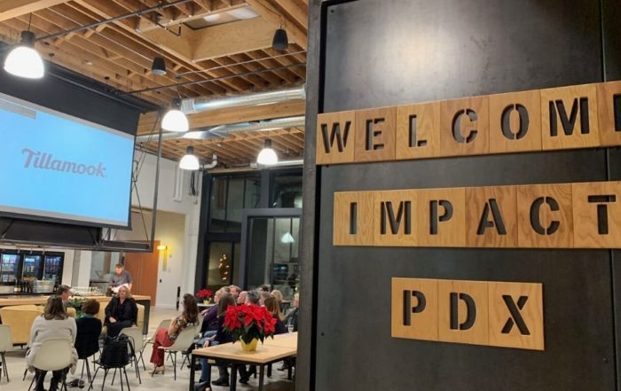 MeetGreen Honored at ImpactPDX