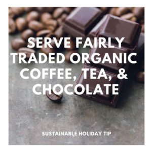 Serve Fairly Traded Organic Coffee, Tea, & Chocolate