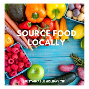 Source Food Locally
