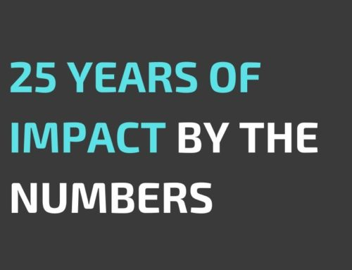 25 Years of Impact by the Numbers