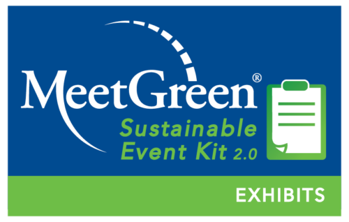 MeetGreen Sustainable Event Kit 2.0 - Exhibits