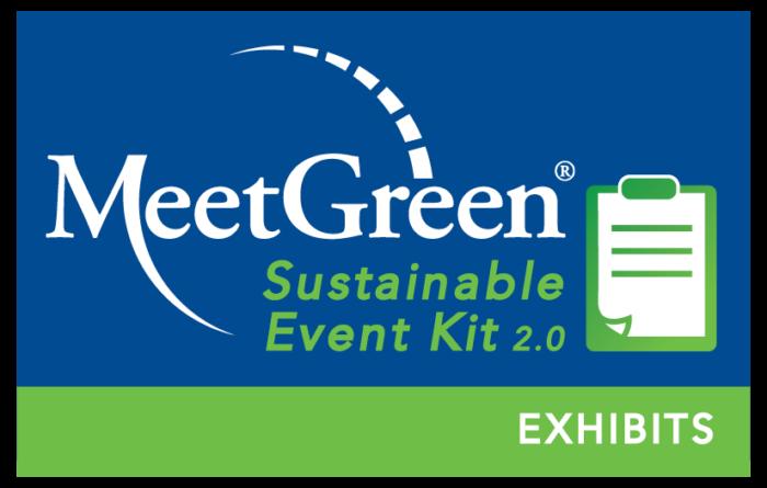 MeetGreen Sustainable Event Kit 2.0 - Exhibits
