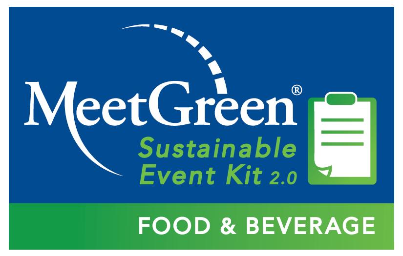 Sustainable Event Kit 2.0 - Food & Beverage