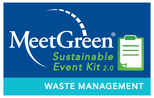 MeetGreen® Sustainable Event Kit 2.0 - Waste Management