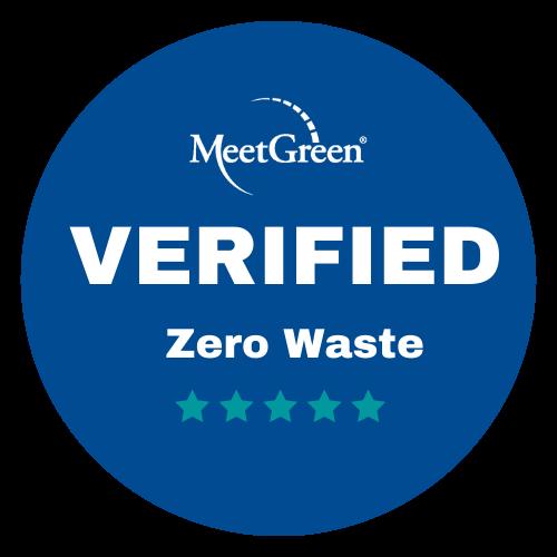 MeetGreen Verified Zero Waste