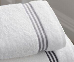 Ask for towel reuse program