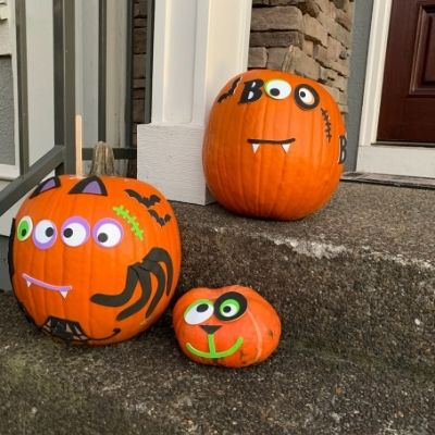 Sustainable and Safe Halloween Tips Decorations Pumpkins