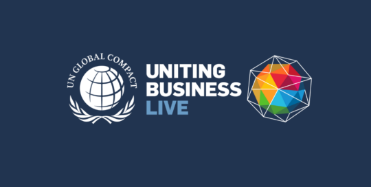 UN Global Compact Uniting Business Live 2020