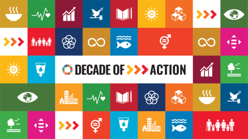 Decade of Action United Nations