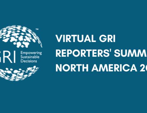 Virtual GRI Reporters Summit North America 2020