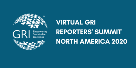 Virtual GRI Reporters Summit North America 2020 UnCarbon Calculator Infographic