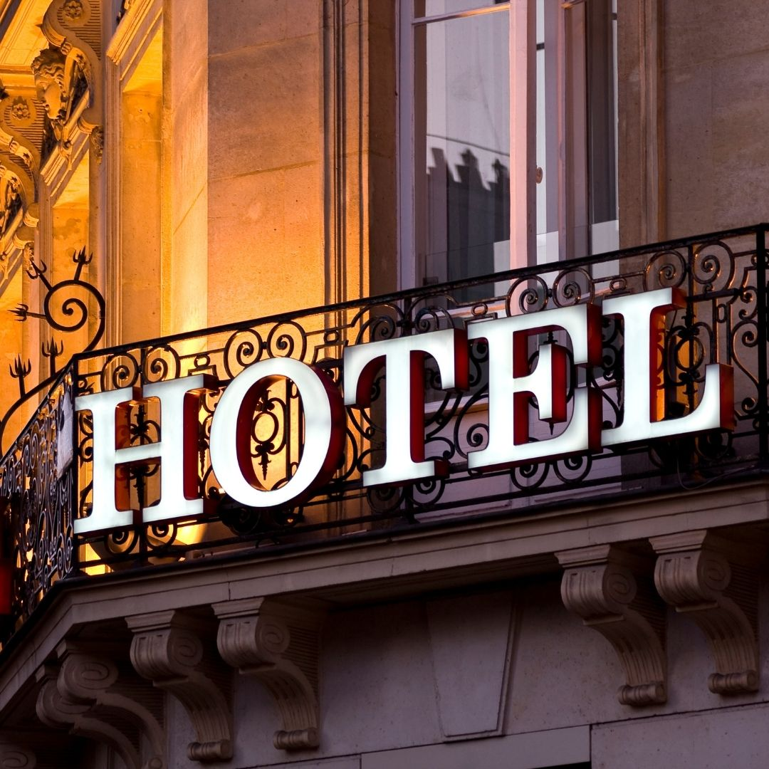 Hybrid In Person Hotel